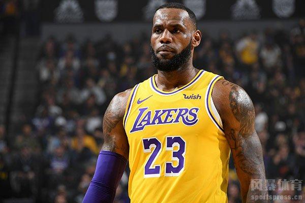 纵观NBA,离乔丹最近的仍然是詹姆斯