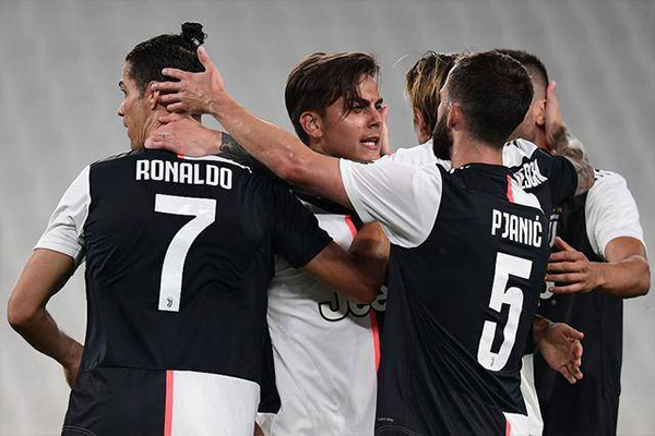 欧冠淘汰赛尤文图斯VS里昂预测分析