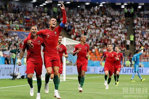 不得不说对于当属的葡萄牙队来说已经尽力了