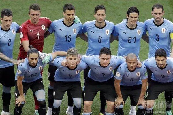 乌拉圭队的阵容十分强大