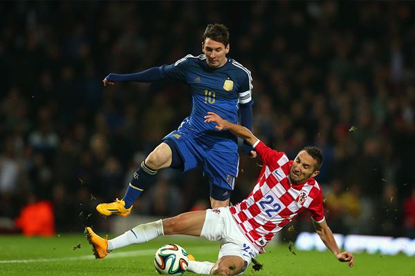 阿根廷VS克罗地亚谁更厉害?历史交锋如何?