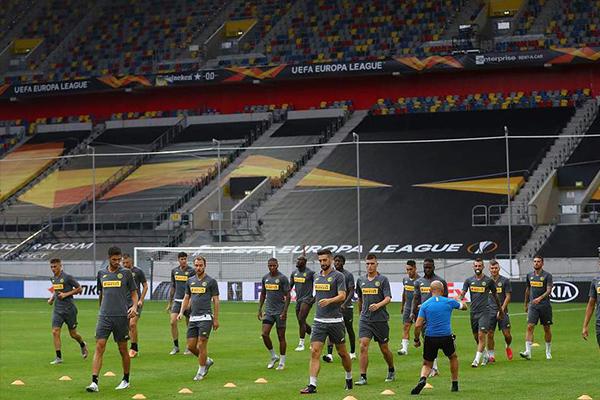 本赛季欧联杯1/4淘汰赛国际米兰对战勒沃库森