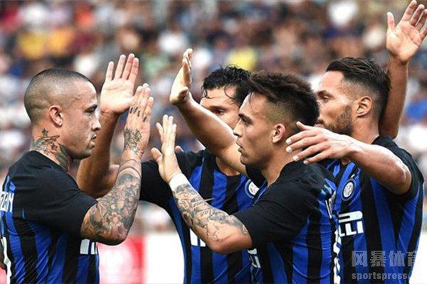 本赛季欧联杯最大的夺冠热门目前就是国际米兰