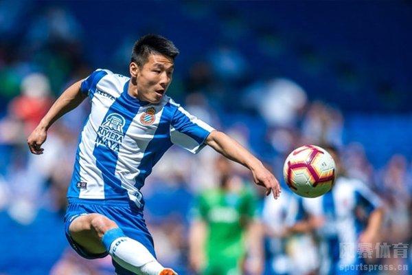 武磊决定在下赛季跟随西班牙人征战西乙