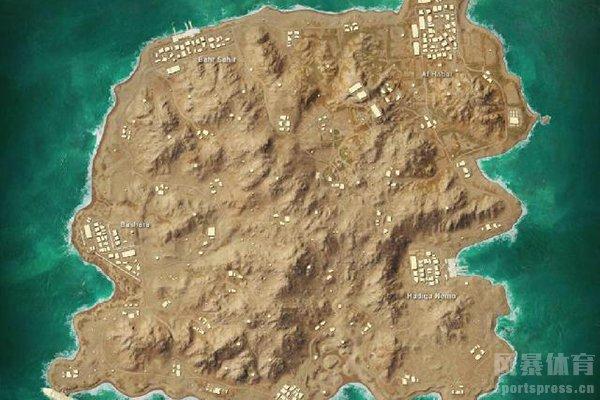 绝地求生新地图叫卡拉金