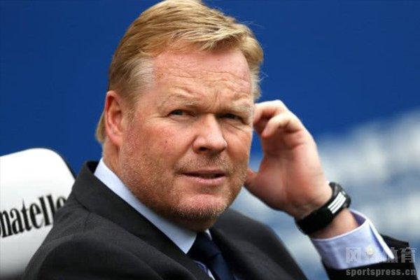 而即将上任巴萨主教练最有可能的是荷兰国家队主教练科曼