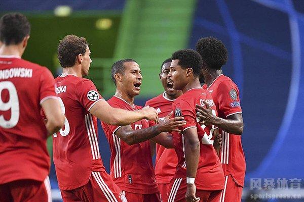 目前的拜仁也是信心十足冲击欧冠冠军