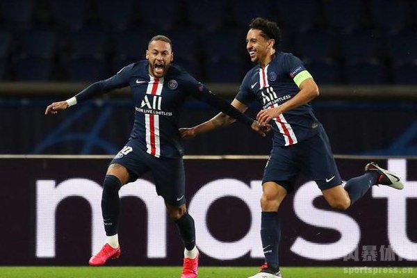 而大巴黎也是首次转入欧冠决赛,目前也是冲击首冠