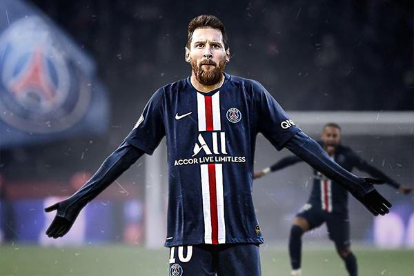 如果梅西决定离开巴萨,大巴黎一定会出手