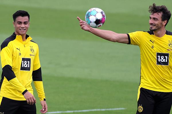目前多特蒙德也是在备战新赛季,上赛季欧冠战场被逆转也是多特蒙德的隐痛