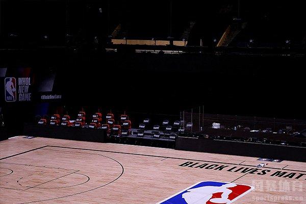 目前NBA所有球队也是同意将完成本赛季NBA赛事