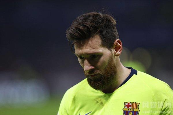 梅西目前已经两次告知巴萨离队,但都不被允许离开