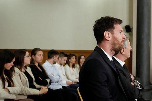梅西和巴萨上法庭可能增大!梅西或取得胜利!