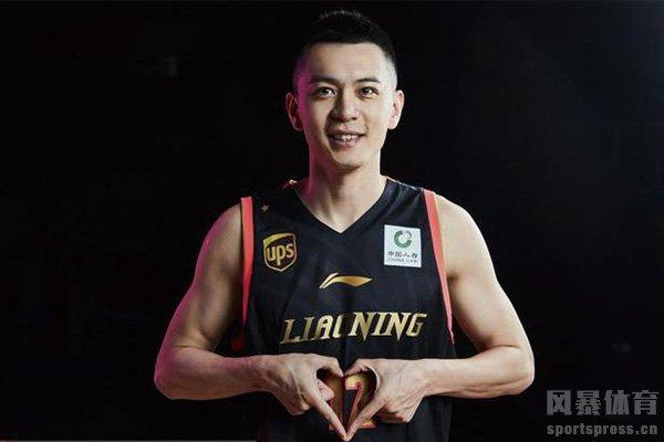 辽宁男篮主教练杨鸣