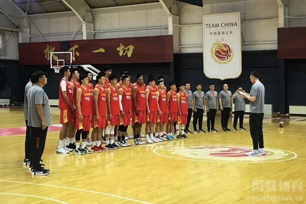 <b>中国男篮集训开始 中国男篮集训名单都有谁?</b>