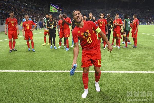 阿扎尔在国家队未能出战比赛