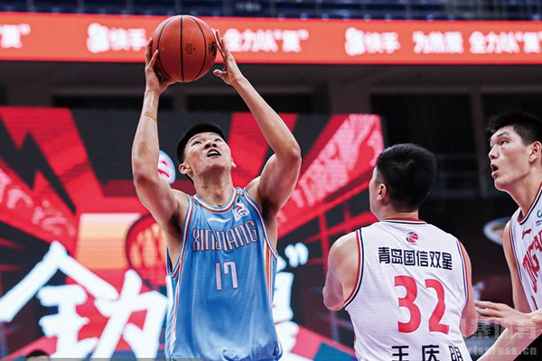 范子铭加盟北京男篮