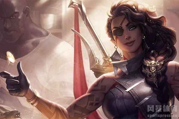 英雄联盟10.19更新内容 新英雄莎弥拉及灵能特工皮肤上线