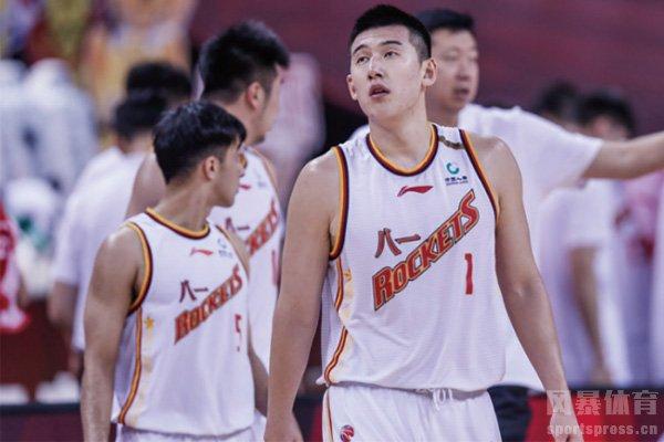 八一男篮球员