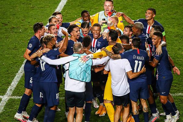 巴黎晋级欧冠决赛创历史!对战莱比锡迪玛利亚立大功!
