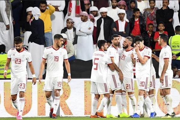 伊朗在亚洲之中一直顶级强队