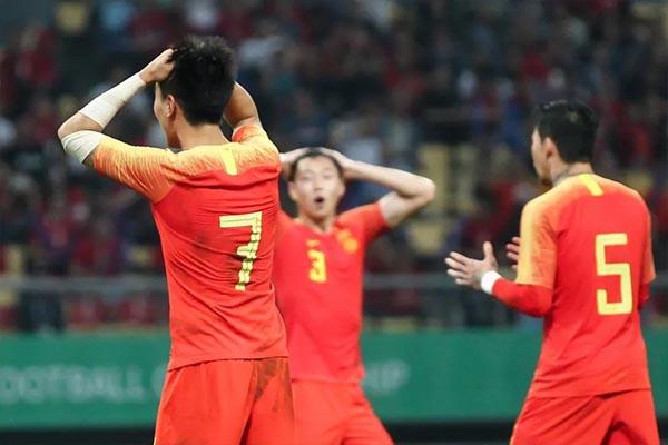 中国队世界杯出线是哪一年?中国队世界杯2022能出线吗?