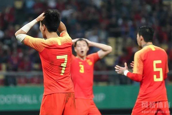 在未来的2022年卡塔尔世界杯中国队也是非常有可能出线