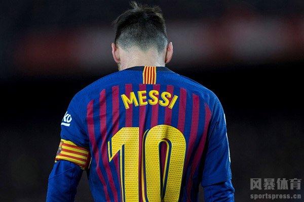 梅西的欧冠进球一共有115粒