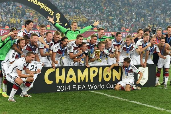 2014世界杯排名 2014世界杯进球排行榜