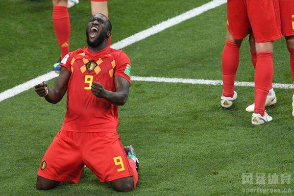 比利时队目前是世界第一