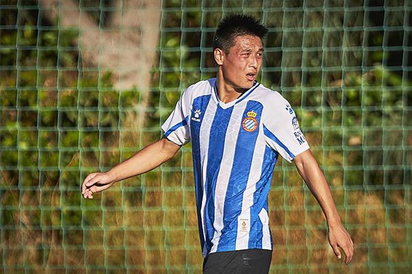 期待武磊在西乙联赛的精彩表现