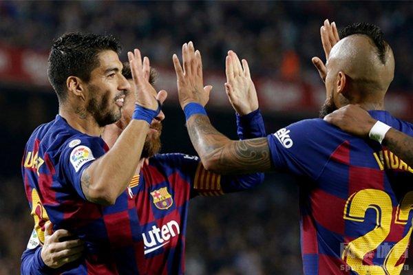 面对梅西离队,只有个别离队球员希望梅西能留下
