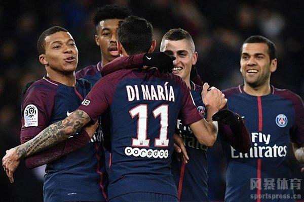 而大巴黎队内也出现了第四名感染新冠病毒的球员