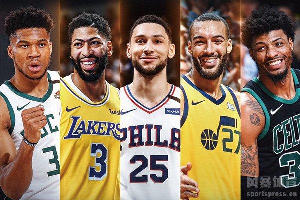 <b>NBA最佳防守阵容出炉 字母浓眉携手入选一阵</b>