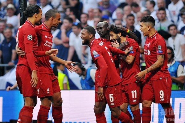 利物浦上赛季的展现出也是当之无愧