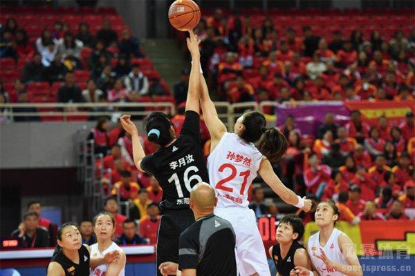 WCBA赛程公布 新赛季十月开打八一女篮并未退出