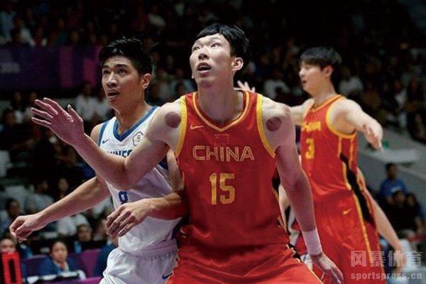 2015亚锦赛中国VS韩国 周琦一战成名