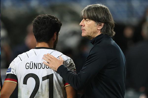 德国队遭遇欧国联两连平!或许要重蹈世界杯覆辙!