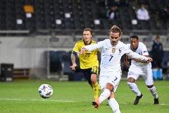 欧国联法国1比0战胜瑞典 姆巴佩打入全场唯一进球