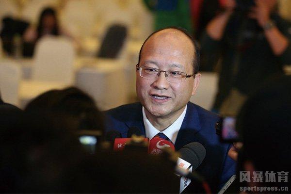 张雄就任CBA公司CEO 姚明提名的张雄是谁?