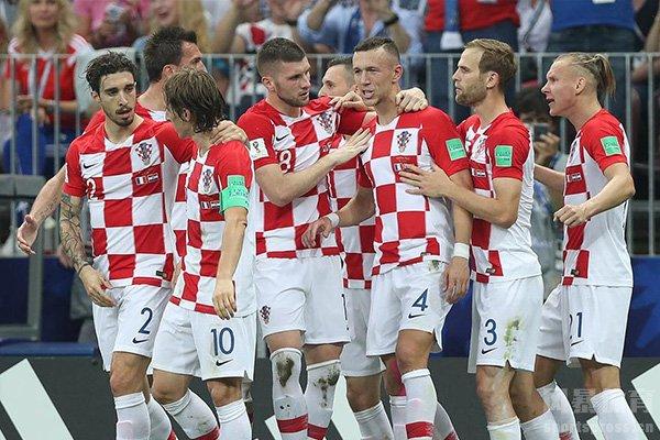 目前的克罗地亚很难击败法国队