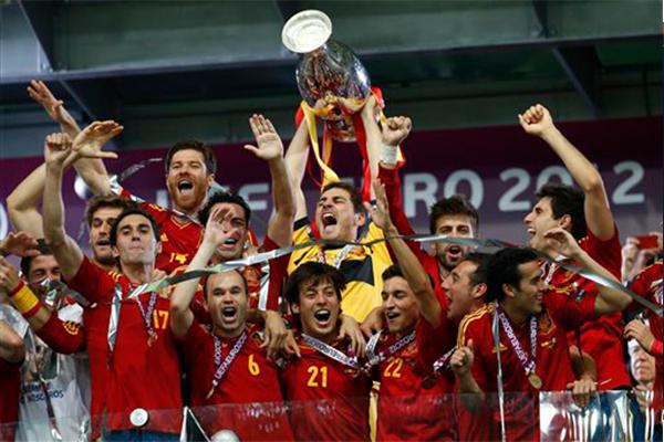 2012欧洲杯决赛都有谁?2012欧洲杯谁是冠军?