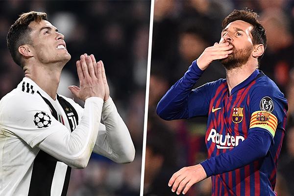 2021欧冠小组赛分组出炉 C罗梅西再度对决