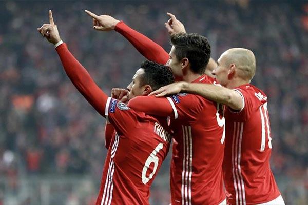 拜仁VS柏林赫塔直播视频及比分预测