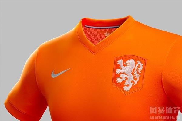 荷兰队球衣