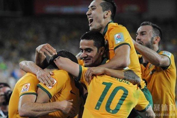 澳大利亚获得了2015亚洲杯冠军