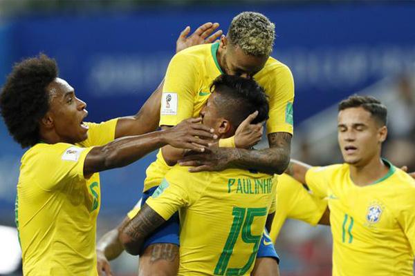 巴西VS玻利维亚直播视频及比分预测