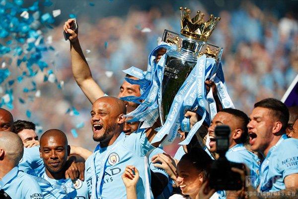 上赛季曼城获得了英联杯冠军