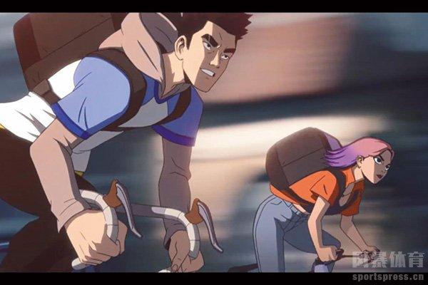 英雄联盟S10 宣传动画