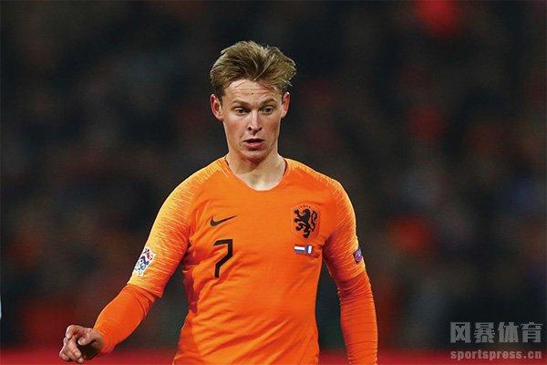 荷兰队球星德容